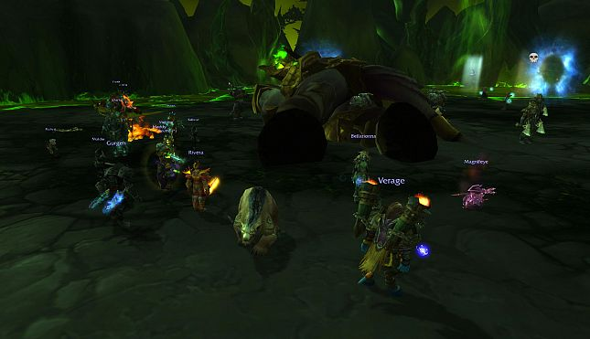 Weekend Team kills Archimonde